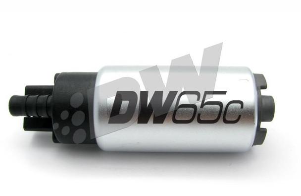 DeatschWerks DW65C Series 265LPH Compact In-Tank Fuel Pump W/ 1026 Install Kit