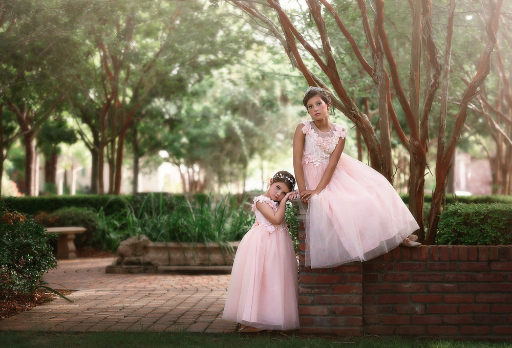 HELENA GOWN PINK