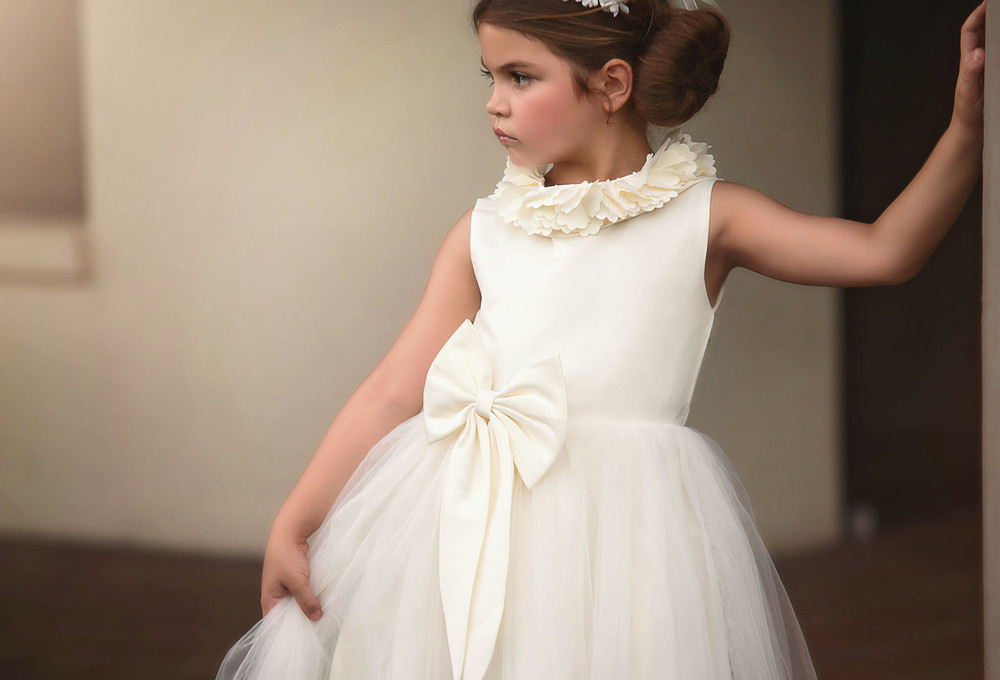 AERALINA GOWN IVORY'