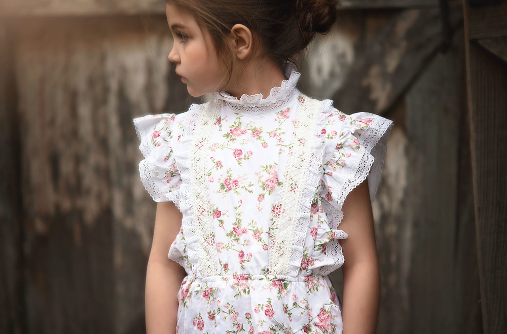 EMILY DRESS FLORAL