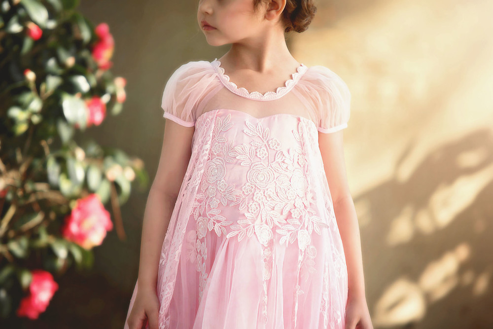 """AMELIA GOWN PINK"""