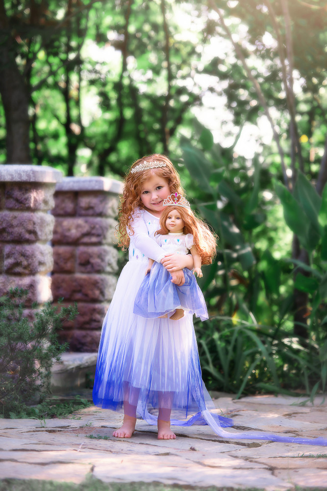 SIGRID DOLL GOWN