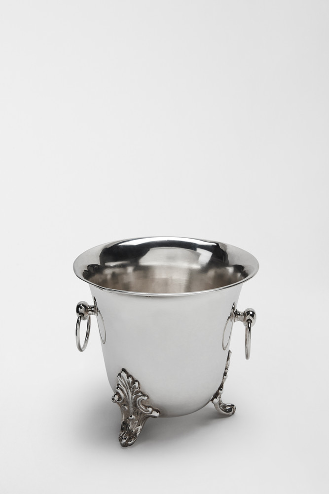SILVER  PLATED FALKLAND CHAMPAGNE BUCKET