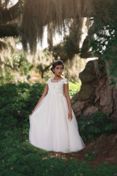 HELENA GOWN WHITE