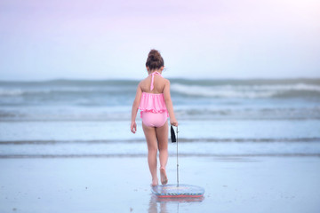 """CATALINA SWIMSUIT PINK"""