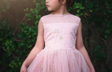 """""""ANTOINETTE GOWN PINK"""""""