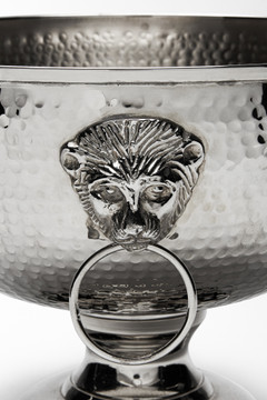 SILVER PLATED ASLON BOWL