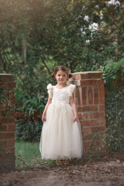 BIANCA GOWN IVORY