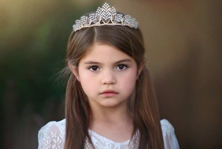 Tiara for Girls