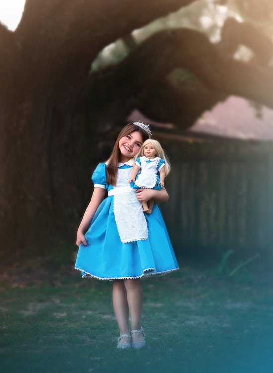 ALICE DOLL DRESS