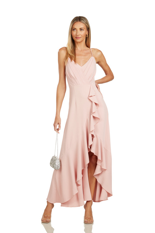 PAIGE GOWN BLUSH PINK