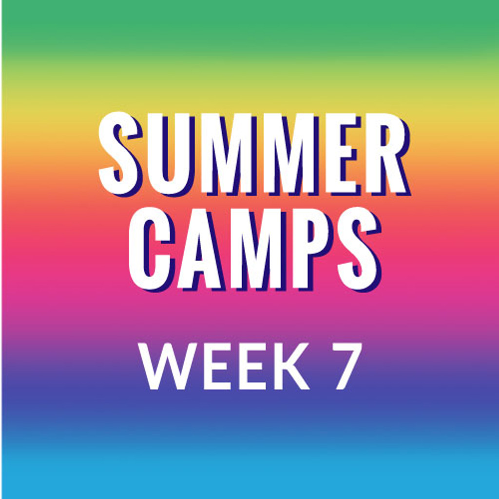 Summer Camp Week 7 - Classic Ballet Fairytales, Aug.12-16