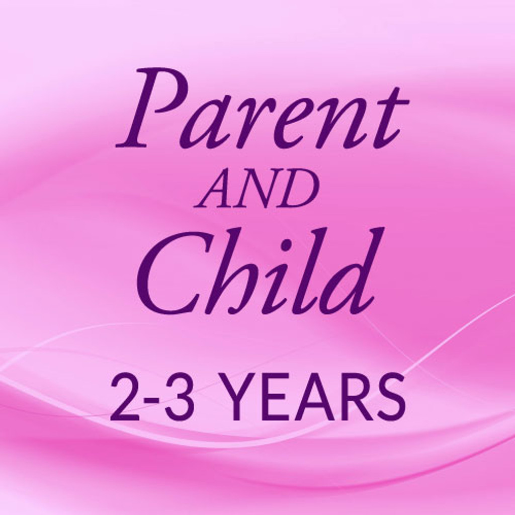 Mon. 10:00-10:45, Parent & 2 Yrs. - Spring