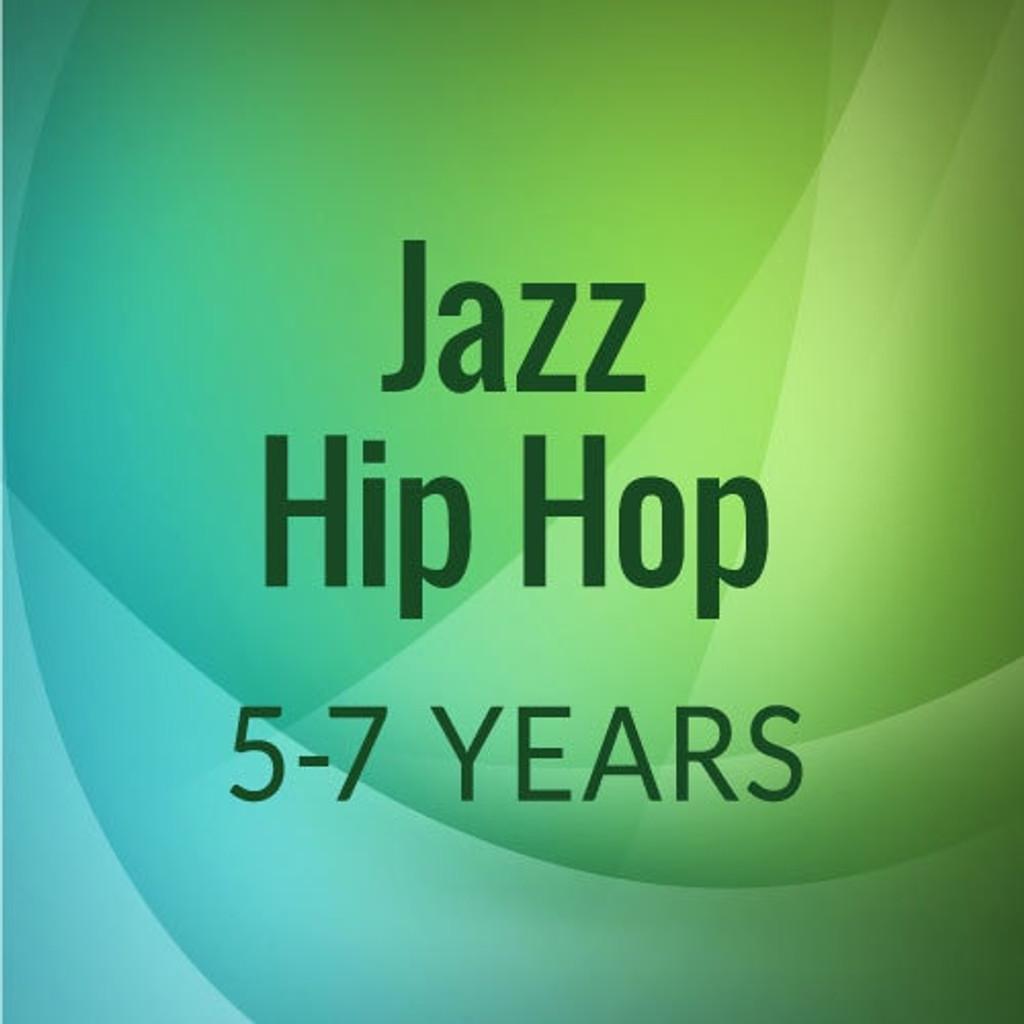 Mon. 3:45-4:45, Jazz/Hip Hop, 5-7 yrs. - Fall/Spring