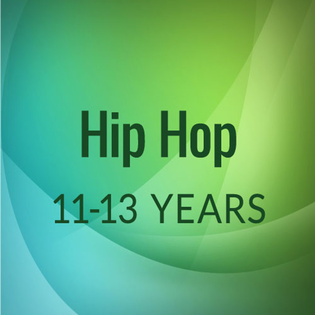 Mon. 6:15-7:15 Hip Hop, 11-13 yrs. - Fall/Spring