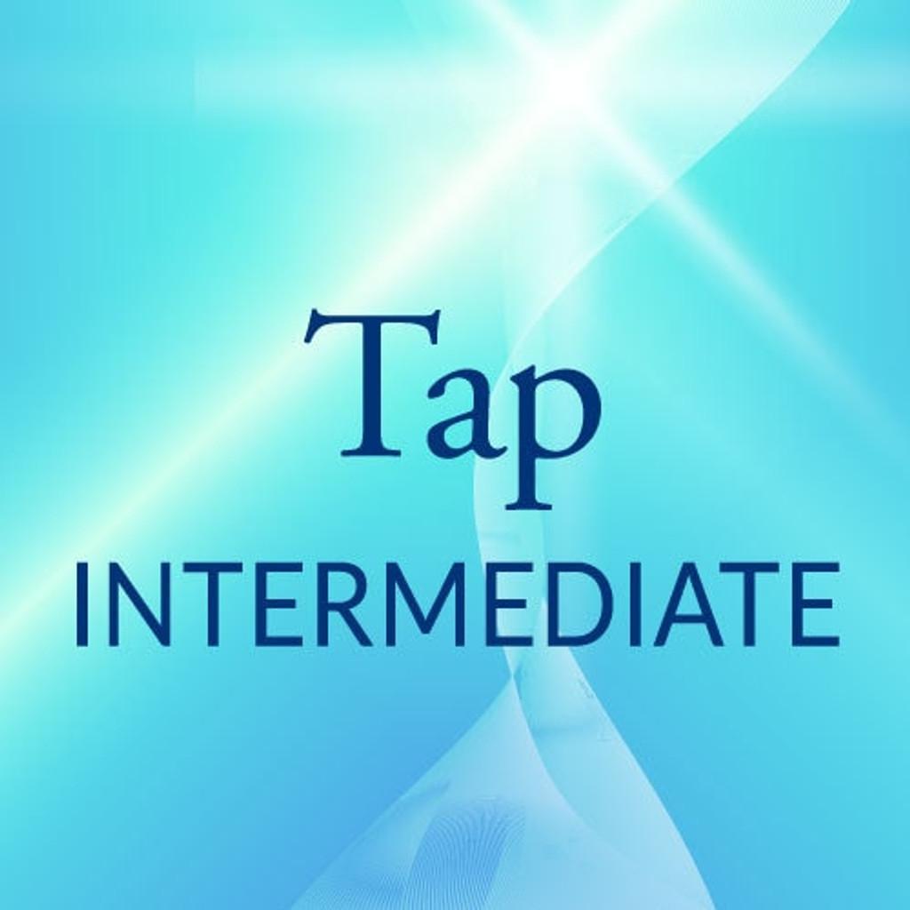 Wed. 4:30-5:30, Intermediate Tap - Academic Year (through June '20)