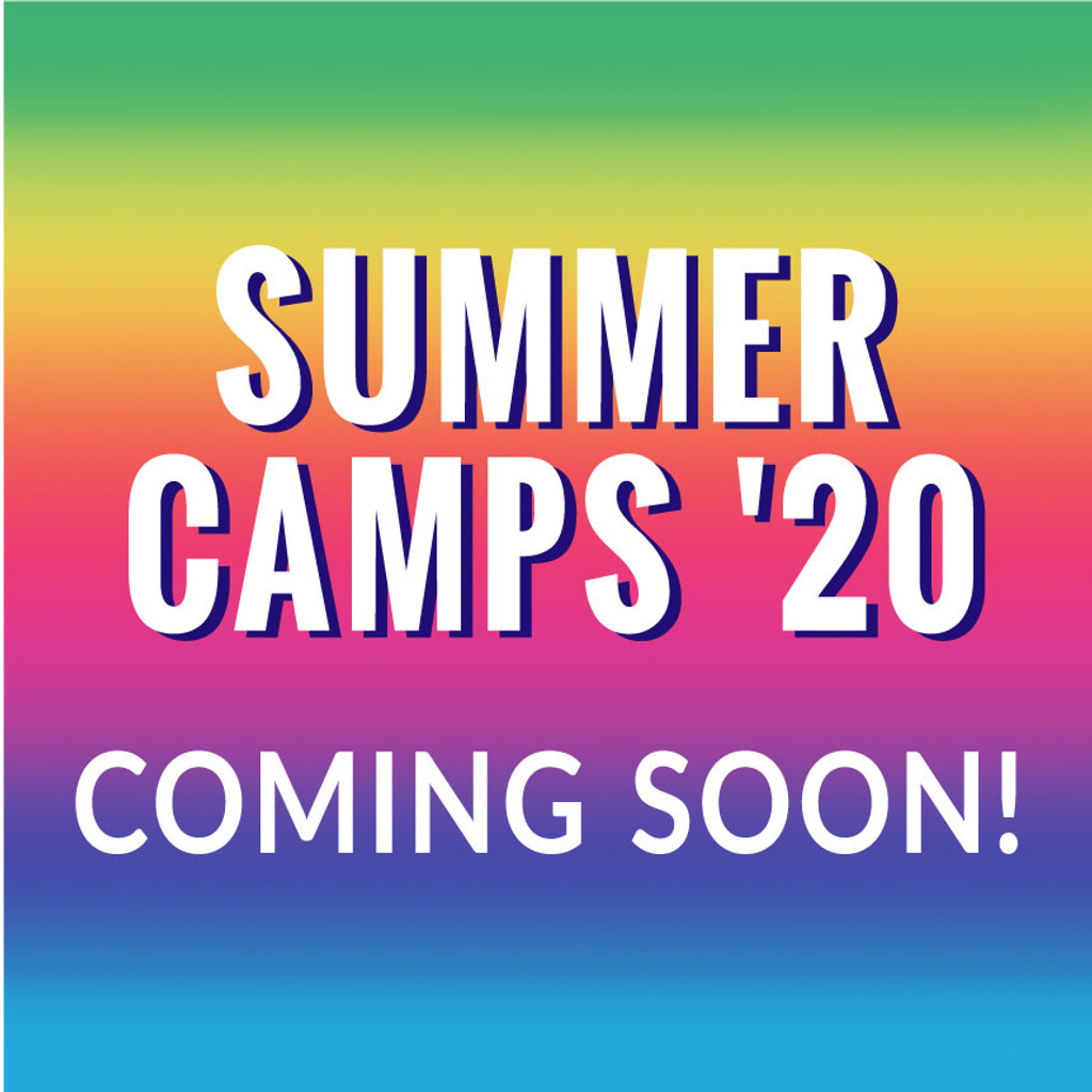 Summer Camps 2020, Weeks 1-9, Coming Soon!
