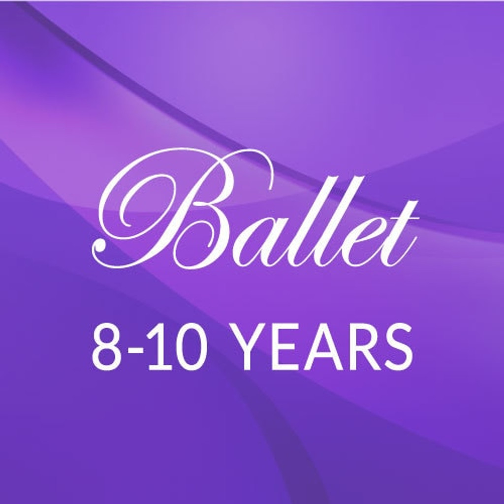 Tues. 4:45-5:45, 8-10 yrs. Ballet - Academic Year '20-21