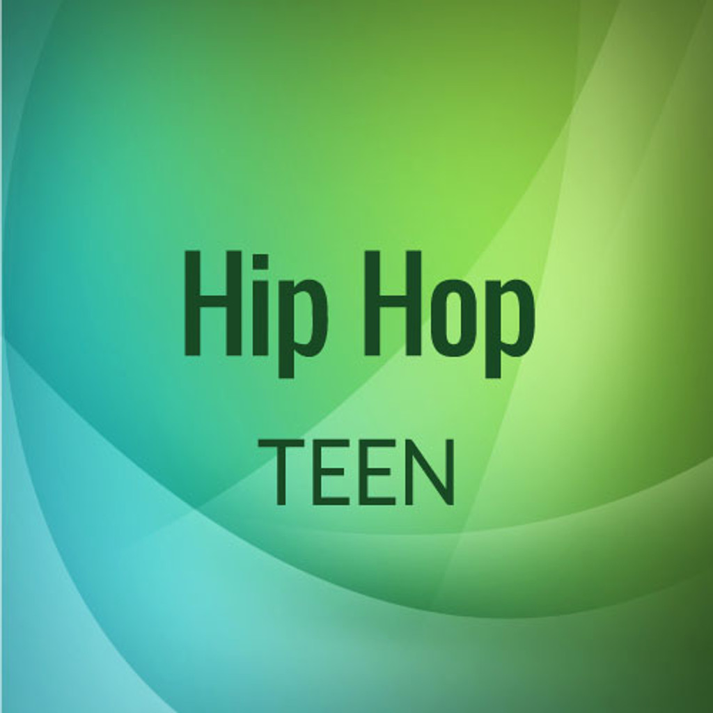 Tues. 6:00-7:00, Teen Hip Hop - Academic Year '20-21