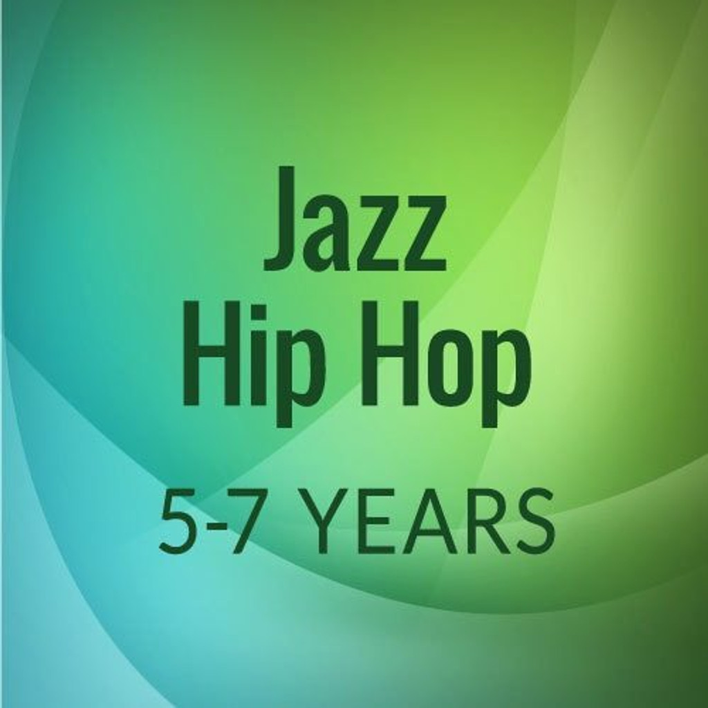 Sat. 9:00 -9:45, 5-7 yrs. Jazz/Hip Hop - Academic Year '20-21