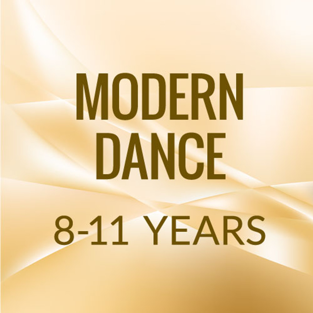 Thurs. 5:30-6:30 Modern/Contemp., 8-11 yrs. - Academic Year '20-21