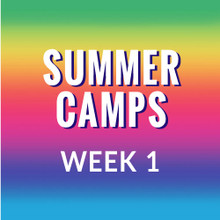 Summer Camp, Week 1  - Sky Dancers, June 10-14