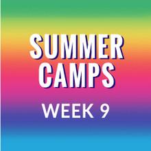 Summer Camp Week 9 - Mermaids Under the Sea, Aug. 26-Aug. 30th