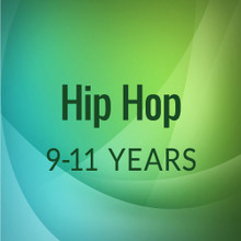 Mon. 4:30-5:30, Hip Hop, 9-11 yrs. - Academic Year (through June '20)