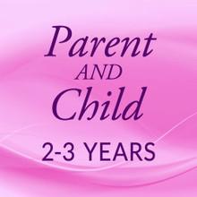 Mon. 10:45-11:30, Parent & 2-1/2 Yrs. - Spring