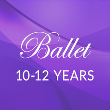 Fri. 3:45-4:45, 10-12 yrs. Ballet - Academic Year '20-21