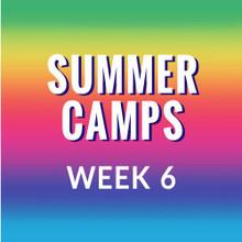 Summer Camp, Week 6  - Sky Dancers,  August 9-13