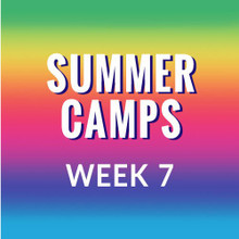 Summer Camp, Week 7  - Dances & Folktales from Around the World,  August 16-20