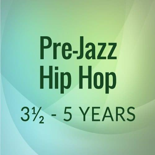 Wed. 2:15- 3:00, Pre-Jazz/Hip Hop, 4-5 yrs. - Spring