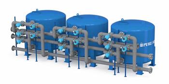 Medios de Filtro de Agua