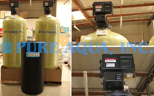 Sistema Suavizador de Agua - Jordania