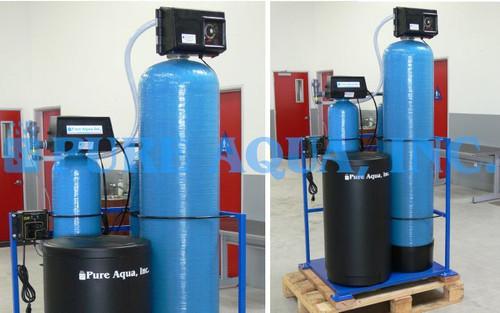 Sistema Suavizador de Agua 15,000 GPD - Estados Unidos de América