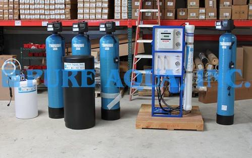 Sistema Ósmosis Inversa para Agua Salobre 4,500 GPD - Guayana