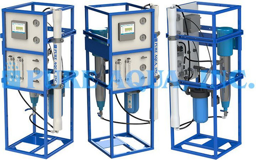 Unidad Ósmosis Inversa para Agua Salobre 600 GPD - Ghana