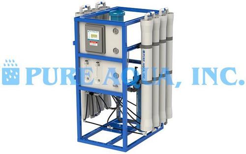 Unidad Comercial Ósmosis Inversa 12,000 GPD - Ghana