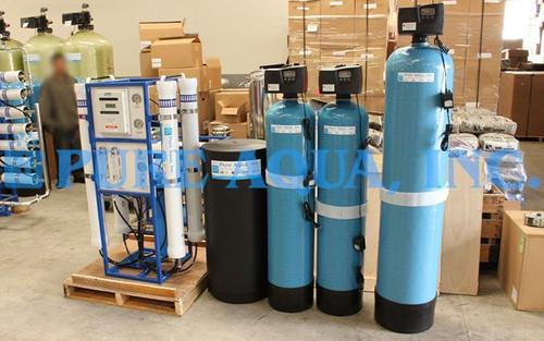 Sistema Ósmosis Inversa Agua Salobre 6,000 GPD - Ghana