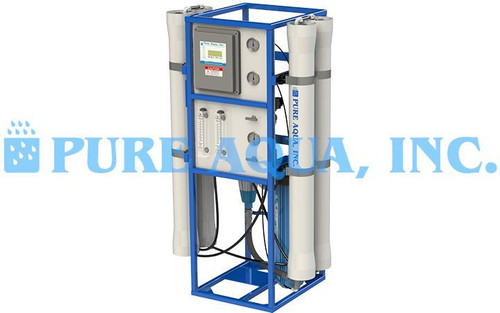 Sistema Industrial Ósmosis Inversa 6,000 GPD - Ghana