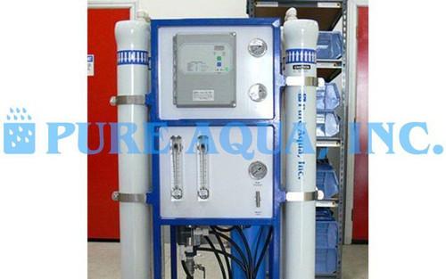 Unidad Comercial Ósmosis Inversa para Agua Salobre 9,000 GPD - Sudáfrica