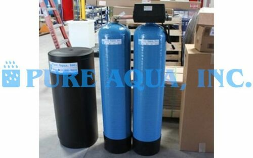 Suavizador de Agua Doble Alternado 28,000 GPD - Arabia Saudita