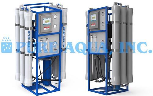 Sistema Ósmosis Inversa para Agua Salobre  9,000 GPD - Chile