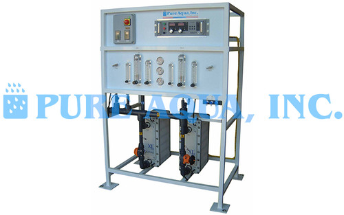 Ósmosis Inversa para Agua Salobre y Unidad EDI 22,000 GPD - Estados Unidos de América
