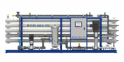 Sistema Industrial de Nanofiltracion Serie NF-500