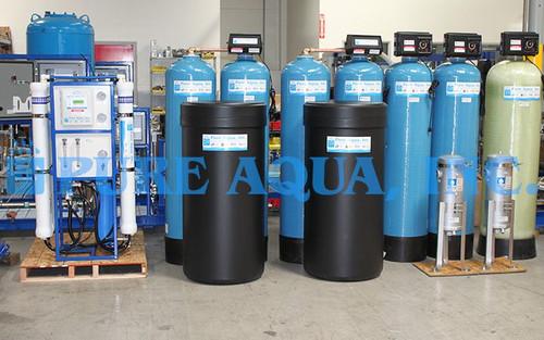 Un Sistema De Filtración De Agua De Osmosis Inversa 9,000 GPD - Mexico - Imagen 1