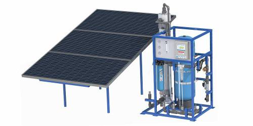 Sistema de Ultrafiltración Motorizado con Energía Solar