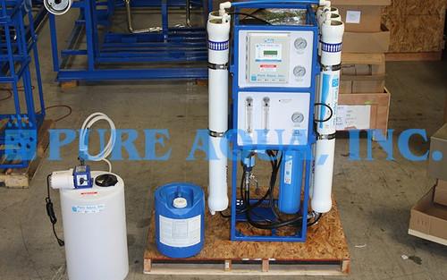 Unidad De Osmosis Inversa 7,500 GPD - Jordania - Imagen 1