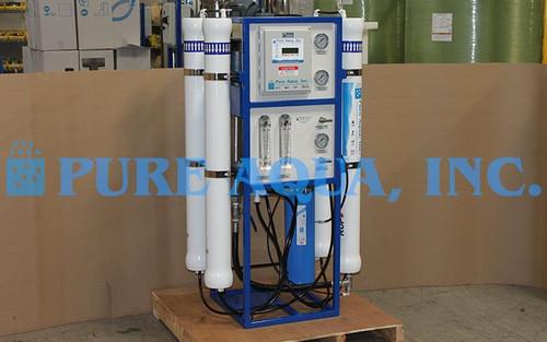 Unidad de Osmosis Inversa 6,000 GPD - Venezuela - Imagen 1